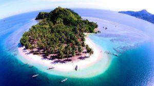 Pulau Pasumpahan, Si Cantik Jelita Dari Sumatera Barat