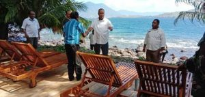 Bupati Alor Tinjau Kesiapan Cotage Wolwal, yang akan Diresmikan Gubernur NTT Akhir Juli 2020