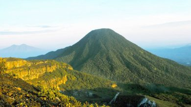 Gunung Gede / Foto : cianjurkab.go.id