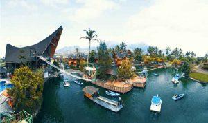 Danau Dariza Resort Hotel/ Foto : traveloka.com