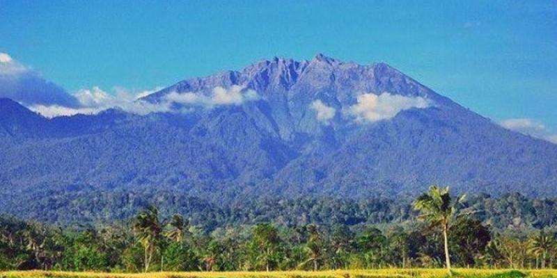 Gunung Raung / Foto : Indopos(istimewa)