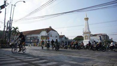 Suasana Yogyakarta/foto: instagram ticjogjakota