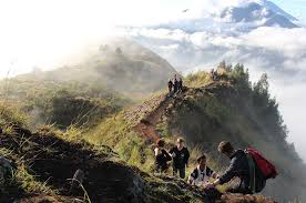 Gunung Batur Kintamani / Foto : gpswisataindonesia.info