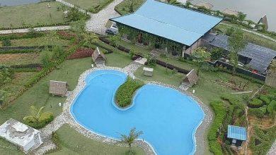 Desa Wisata Ekang Anculai Bintan / Foto : instagram @desawisataekang