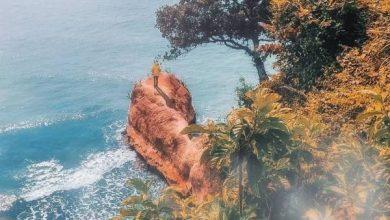 Pantai Punuk Sapi / Foto : instagram @jeparagayeng