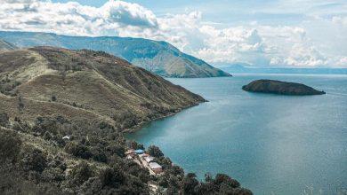 Danau Toba di Sumatera Utara./foto: instagram danau_tobasamosir