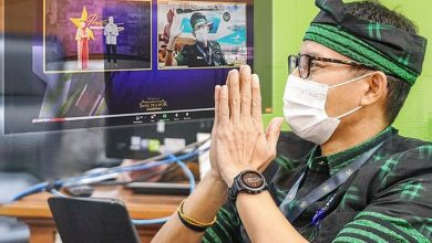 Menteri Pariwisata dan Ekonomi Kreatif, Sandiaga Uno./foto: instagram sandiuno