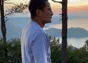 Sandi Uno Siap Launching Film Danau Toba