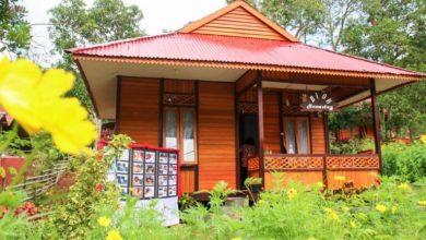 Salah satu homestay hasil revitalisasi Kemen PUPR di Likupang - Manado / Foto : dok PUPR