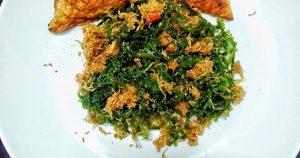 Urap Latoh, Makanan Diet Cuma Ada di Rembang