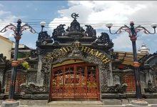 Masjid Al Hikmah di Denpasar, Bali. (tangkapan layar youtube ubay 26)