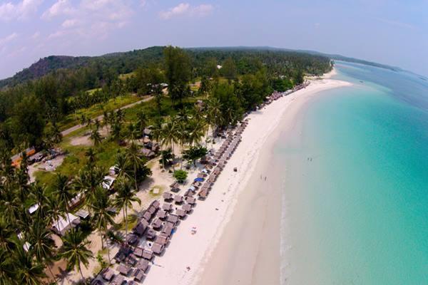 Kawsan Wisata Bintan Resort Cakrawala di Lagoi, Kepri / Foto : sumatera.bisnis.com