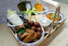 Hampers Lebaran Produk Lokal berisikan makanan khas daerah cocok diberikan untuk sanak saudara / Foto : kemenparekraf.go.id